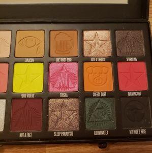 Jeffree Star Makeup - JSC x SD Conspiracy Palette!!